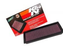 Sportovní vzduchový filtr K&N. Opravdu zvýší výkon auta?