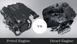 Benzinové vs dieselové motory