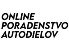 Online poradenství autodílů