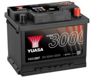 Akumulator 60Ah/550A P+