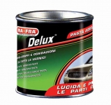 DELUX, brúsna leštiaca pasta pre drobné opravy