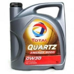 Total QUARTZ 9000 0W-30 5L Energy