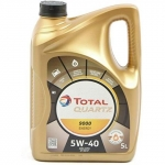 Total QUARTZ 9000 5W-40 5L Energy