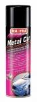 METAL CAR, tekutý vosk v spreji na metal. laky