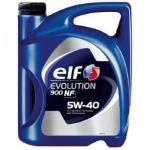 Elf Evolution 900 NF 5W-40 5L (Excellium NF)
