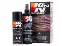 Čisticí sada K&N 99-5000 (čistidlo 355ml + olej ...