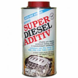 VIF Super Diesel Aditív - zimný