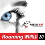 Služba Roaming WORLD 20