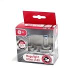Halogénová žiarovka Megalight Ultra GE H4-MU120