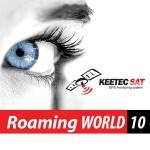 Služba Roaming WORLD 10
