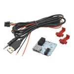 USB prepojovací kábel Kia Sportage IV, USB CAB 838