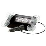 Interiérové výstražné LED svetlo, 4x LED, ...