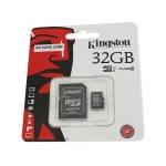 KINGSTON mikro SDHC karta SD CARD 32GB