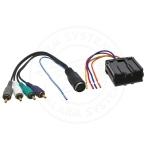ISO rádio adaptér pre Infinity audio, Mitsubishi ...