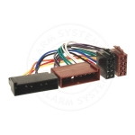 ISO adaptér pre autorádiá Ford RISO-093