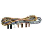 Predlžovací kábel 2x ISO-ISO 500mm