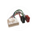 ISO adaptér pre autorádiá Opel / Isuzu RISO-115