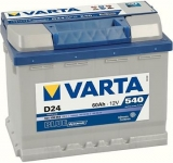 VARTA BLUE 60Ah 540A,L- ,560 408 054