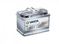 Varta 12V/70 Ah AGM (E39) 760A L-, 570 901 076