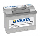 VARTA SILVER 77Ah 780A L-, 577 400 078