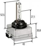 Žárovka xenonová D1S PK32d-2