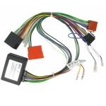 ISO adaptér pre autorádio, Audi s BOSE audio ...