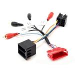 ISO adaptér pre autorádiá s 10 reproduktormi, ...
