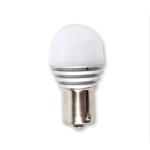 LED 3D žiarovka Ba15s, biela, 2ks HL 395-2