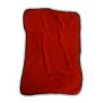 Mikrovlák.ierka extra longfiber-červeno čierna