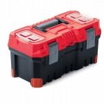Kufřík na nářadí červený