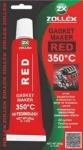 Zollex Silikon 85g červený 350°C