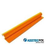 Anti-UV interiérová fólia oranžová, 152cm ...