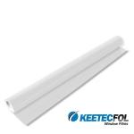 Privátna fólia KeetecFOL biela matná WHITE ...