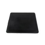 Teflónová stierka mäkká, čierna, 10cm KF 638 B
