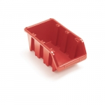 Samostatné boxy na spotřební materiál červený ...