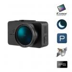 Palubná kamera do auta, GPS, FullHD, CPL filter, ...