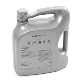 Originál olej VW GROUP 5W40 SPECIAL G BENZÍN G052502M4