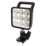 Pracovné LED svetlo ECCO,  9 x 3W LED, 12-24V, ...
