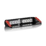 Interiérové výstražné LED svetlo, 8LED, 12-24V, ...