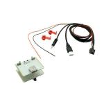 USB adaptér pre vozidlá Fiat, USB CAB 821