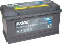 Startovací baterie  EXIDE 100 Ah