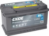 Startovací baterie EXIDE 85 Ah ...