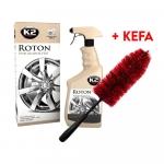 K2 ROTON + K2 SCEPTER - sada čističe disků ...